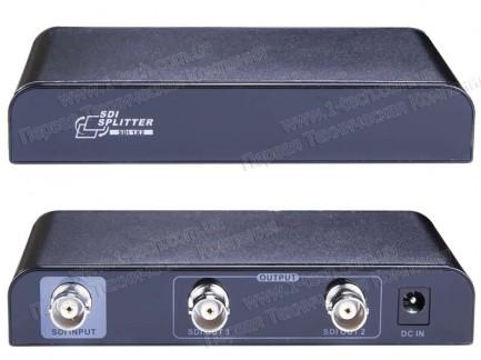 Фото1 LKV612 - Сплиттер 1:2 цифровых видеосигналов SDI (SD,HD,3G)