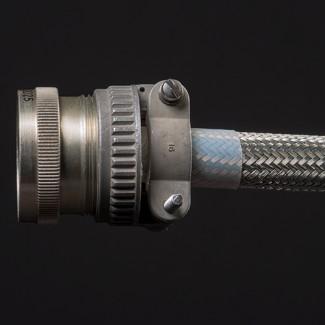 Фото3 Тефлоновая термоусаживаемая трубка 2:1 (PTFE)