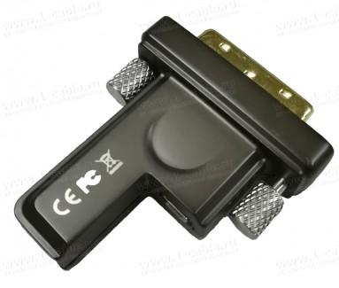 Фото4 HDMIMDFO4K2K-.. Модульный гибридный кабель 4K UltraHD со сменными разъемами HDMI/DVI