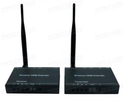 Фото2 HIT-WHDMI1080P-100. Беспроводной усилитель цифровых HDMI сигналов (1080P@50/60Гц) на расстояние до 1
