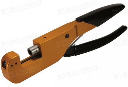 Фото1 09990000503 Инструмент профессиональный для обжима коаксиальных разъёмов