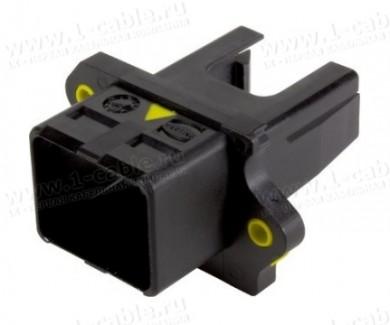 Фото1 09462453420 Панельный силовой разъем Han® PushPull V4 Power