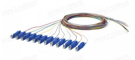 Фото4 150.1.O0020E Набор оптических патч-кордов OpDAT Pigtail   штекер > Pigtails (12 шт.)