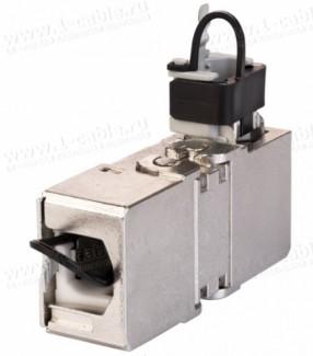 Фото2 130863-05-E Кабельный экранированный соединитель класса EA   1000 МГц   угловой 270°