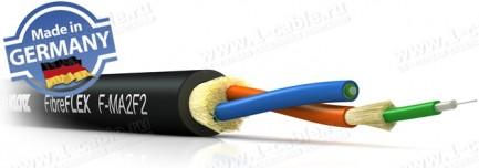 Фото1 F-MA2.2 Кабель оптоволоконный, туровый, серия FibreFLEX Breakout