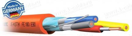 Фото1 JE-H(St)H .x2x0.8 Кабель для производственной электроники, DIN VDE0815, без галогеносодержащих вещес