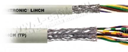 Фото1 LiHCH .. Кабель коммуникационный UNITRONIC® LIHCH (TP), Halogen Free