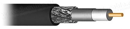 Фото1 LMR-240LL. Кабель высокочастотный LMR-240 (50 Ом) 6.1 мм