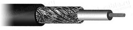 Фото1 RG58 C/U P.. Коаксиальный кабель RG-58C/U 50 Ом