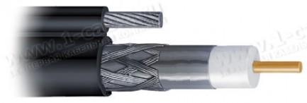Фото3 V-CATV-11.. Кабель высокочастотный CATV-11, 75 Ом, размер (1.63/7.2-10.1)