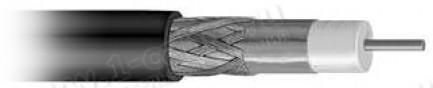 Фото1 H1000 PE - Кабель высокочастотный Р1000 (50 Ом) 10.3 мм