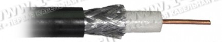 Фото1 RG11 FC - Кабель высокочастотный RG11 (75 Ом) 10.1 мм