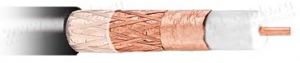 Фото1 V-CCS-2.7/11.5FC - Кабель высокочастотный магистральный, 75 Ом, размер (2.7/11.5-15.0)
