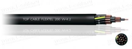 Фото1 PC-VVK19G2.5 - Кабель силовой гибкий мультикор DMX, в ПВХ изоляции VV-K, для мобильного и стационарн