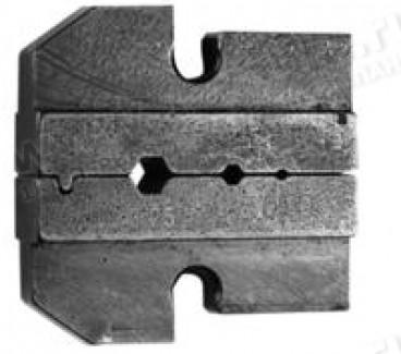 Фото1 N01003.12.. Губки для обжимного инструмента типа- XM, 3 размерa