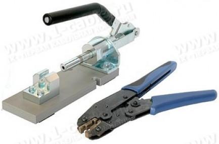Фото1 HX-TT - Инструмент для сборки металлических штекеров Bantam