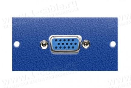 Фото1 MTP-.. Блок D-SUB для модульной термпанели, серия MTP