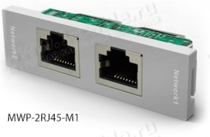 Фото12 MWP-.. Модуль для комбинированной настенной розетки, серия Modular Wall