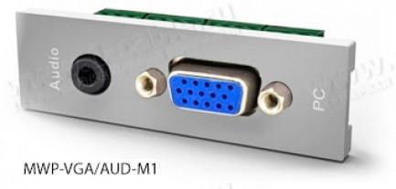 Фото7 MWP-.. Модуль для комбинированной настенной розетки, серия Modular Wall