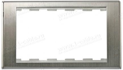 Фото3 MWP-0.-BG - Установочная рамка для модульной настенной комбинированной розетки, серия Modular Wall