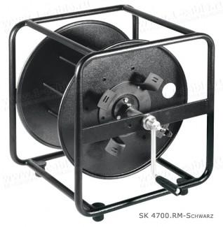 Фото1 SK 4701..-schwarz Рамная кабельная катушка, вн. диам. 460 мм, прямоугольная рама