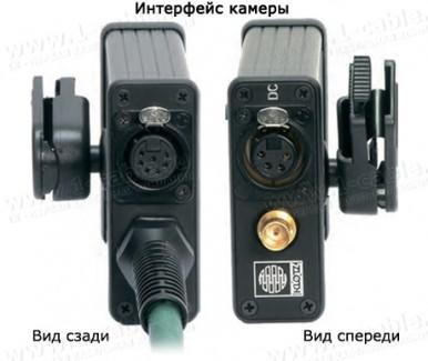 Фото2 VPC1-K.1.0 Камерная HD комбинированная система на катушке, серия HD-PowerLINK PLUS, HDTV+ Интерком+