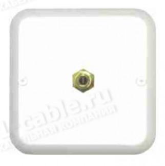 Фото1 WP.W-F.. - Встраиваемая розетка для подключения кабельного ТВ (гнездо F и/или переходное гнездо F>RC