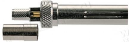 Фото1 A-AUD-10C61-75 - Разъем MUSA (штекер) под установку на патч-кабель (тип RG-59)