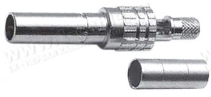 Фото1 DVP-10949 - Разъем DVP MID-SIZE штекер, для патч-панелей Video (Цифровой протокол 3 Гб/сек)