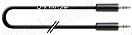 Фото1 1K-BITLANC-03MM-.. Кабель для передачи данных по протоколу LANC, micro Jack 2.5 мм, 3-пин, штекер-шт