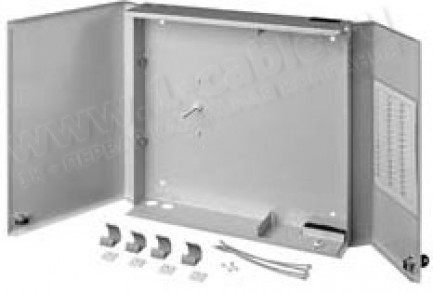 Фото1 H02050A0004 - Настенный шкаф стандартный для 6 сплайс-кассет