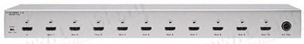 Фото2 EXT-HDMI1.3-1410-.. Распределитель сигналов HDMI 1:10, 1 вход > 10 выходов
