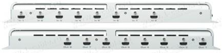 Фото2 GTB-HDFST-848.. Видео коммутатор сигналов матричный HDMI (версия 1.3) 8х8 с поддержкой 3DTV, ИК пуль