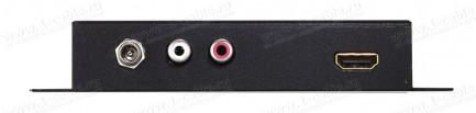 Фото2 HIT-..D..-.. Преобразователь цифровых сигналов SD/HD/3G-SDI в HDMI с выделением аналогового аудио