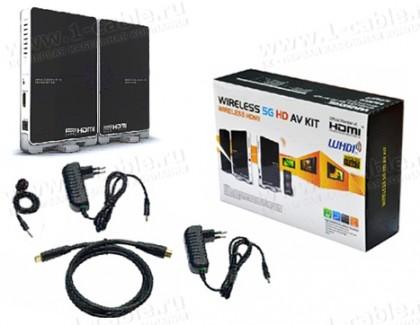Фото4 HIT-WHDMI.. Беспроводной усилитель цифровых HDMI сигналов (1080p) на расстояние до 20 м