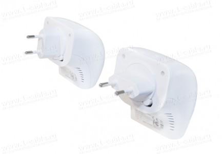Фото4 HIT-ETH-2-PLC.. Удлинитель сети Ethernet (500 Мбайт/с) по силовым линиям до 300 м