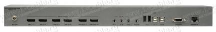 Фото2 EXT-DPKVM-422 - Коммутатор 2x2 сигналов DisplayPort Dual/Single Link + USB 2.0 + Аудио, управление R