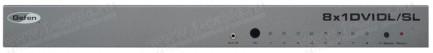 Фото1 EXT-DVI-841DL - Видео коммутатор сигналов DVI (Single Link/Dual Link) 8х1 с ИК пультом управления, п