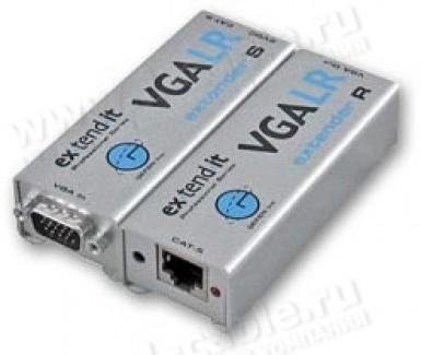 Фото1 EXT-VGA-141LR - Удлинитель линий VGA по витой паре (5 Cat) на 110 м