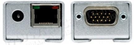 Фото2 EXT-VGA-CAT5-142 - Комплект устройств для передачи и распределения сигнала VGA 1:2 по витой паре на