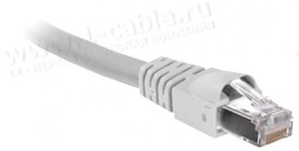 Фото2 1K-ETHC5SF-01.. Кабель коммутационный патч, Ethernet, категория 5e S/FTP, RJ45 штекер > RJ45 штекер,