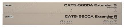 Фото1 EXT-CAT5-5600A - Удлинитель KVM 2 линий VGA и USB по витой паре (5 Cat) на 100 м