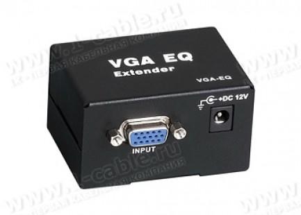 Фото1 HIT-VGA-041EQ - Линейный усилитель-корректор линий VGA, SVGA, XGA на линиях до 180 м