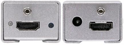 Фото2 EXT-HDMI1.3-141SBP - Линейный усилитель-корректор сигналов HDMI с встроенным эквалайзером (гнездо-гн