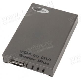 Фото1 EXT-VGA-2-DVISP - Преобразователь аналоговых сигналов VGA/RGB в цифровые DVI  с втроенным скалером
