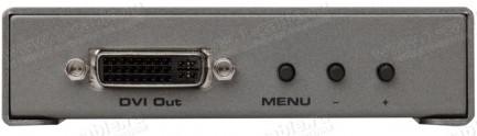 Фото3 EXT-VGA-2-DVISP - Преобразователь аналоговых сигналов VGA/RGB в цифровые DVI  с втроенным скалером