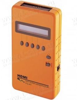 Фото1 HDMI-PGH1Генератор цифровых сигналов HDMI/DVI для настройки, калибровки и тестирования кабелей и вид