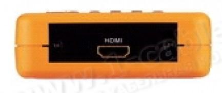 Фото2 HDMI-PGH1Генератор цифровых сигналов HDMI/DVI для настройки, калибровки и тестирования кабелей и вид
