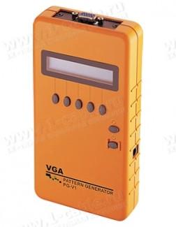 Фото1 VGA-PGV1 - Генератор сигналов VGA для настройки, калибровки и тестирования кабелей и видеооборудован