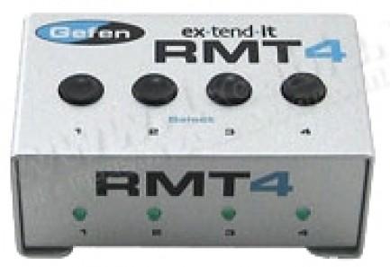 Фото1 EXT-RMT-4 - Пульт управления 4-х позиционный для коммутаторов сигналов